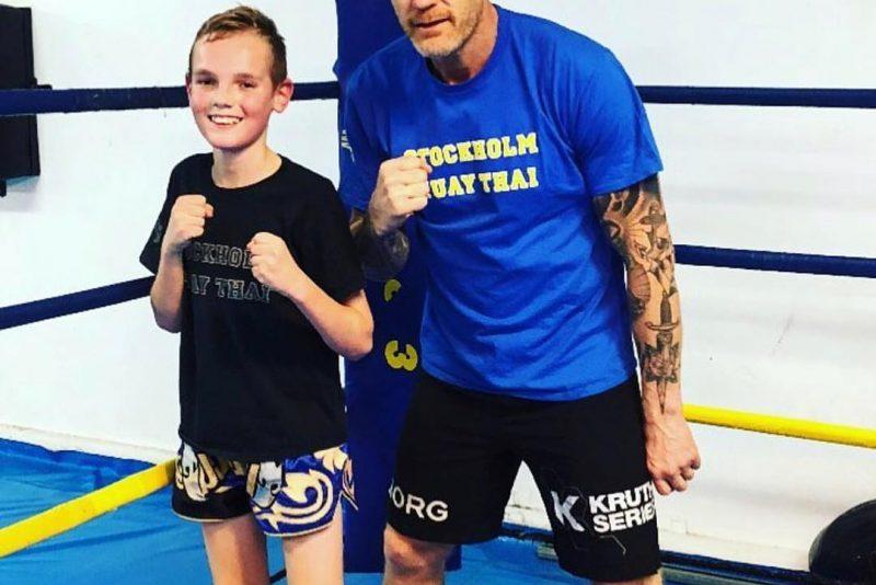 thaiboxning stockholm tjejer nybörjare